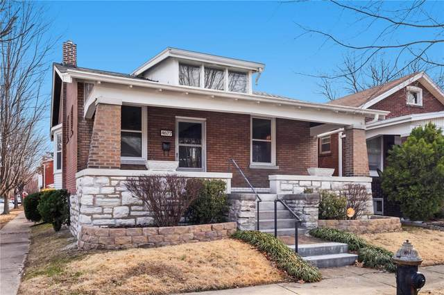 4677 Rosa Avenue, St Louis, MO 63116 (#20010779) :: RE/MAX Professional Realty