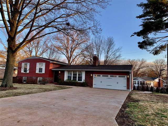 10266 Julius Northway, Sunset Hills, MO 63127 (#20010797) :: Clarity Street Realty