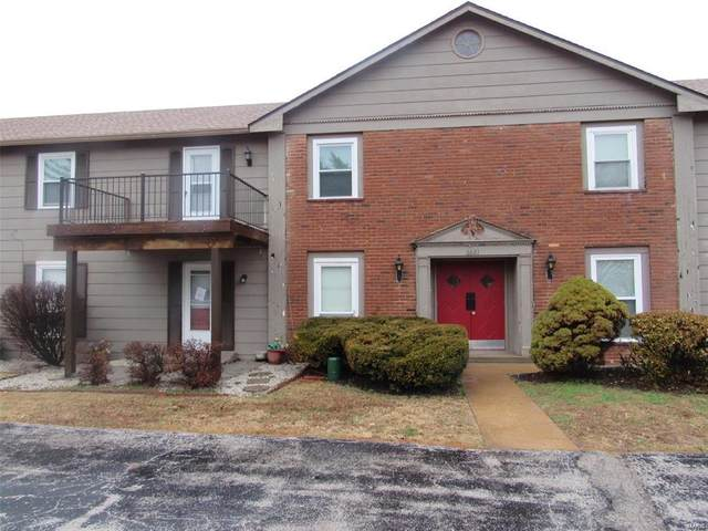 6681 Chesapeake C, Florissant, MO 63033 (#20010801) :: Peter Lu Team