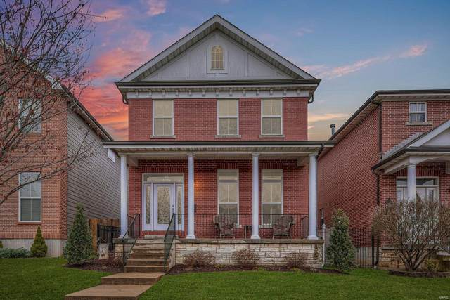 3920 Blaine Avenue, St Louis, MO 63110 (#20010864) :: RE/MAX Vision