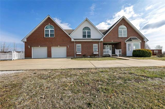 1358 N Illinois Route 3, Waterloo, IL 62298 (#20010870) :: Clarity Street Realty