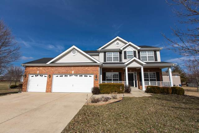 1317 Corliss Court, Shiloh, IL 62221 (#20010879) :: Matt Smith Real Estate Group