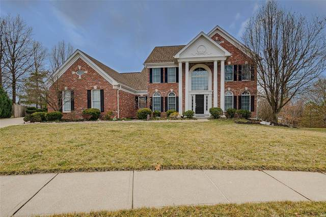 2201 Sycamore Drive, Chesterfield, MO 63017 (#20010902) :: Clarity Street Realty