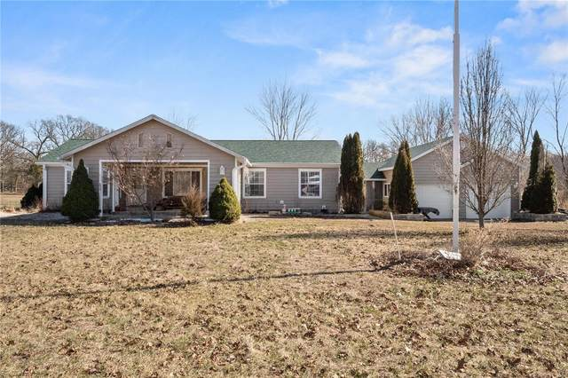 4598 Swan Road, OKAWVILLE, IL 62271 (#20010949) :: St. Louis Finest Homes Realty Group