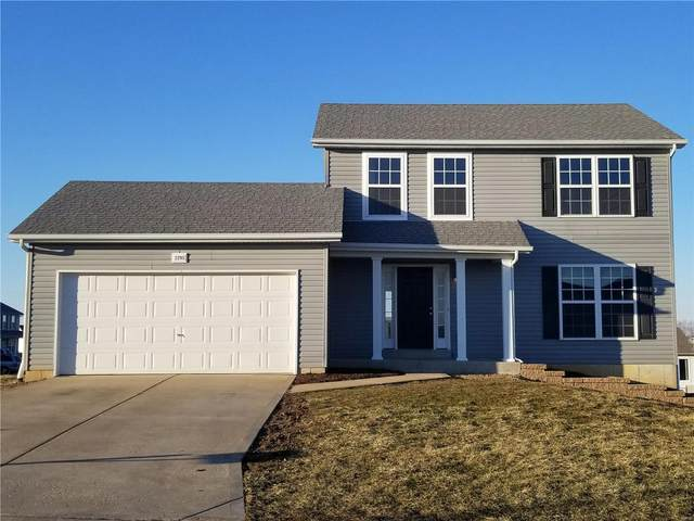 2295 Paige Marie Drive, Warrenton, MO 63383 (#20010954) :: Clarity Street Realty