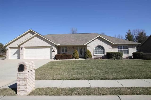 1816 Riviera Lane, O'Fallon, IL 62269 (#20010956) :: Kelly Hager Group   TdD Premier Real Estate