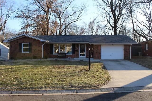 541 Buena Vista, Edwardsville, IL 62025 (#20010969) :: Clarity Street Realty