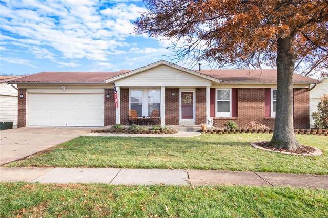 6026 Grand Marnier Drive, St Louis, MO 63129 (#20010974) :: Clarity Street Realty