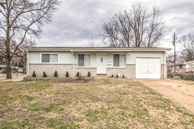 2193 Sagamore, St Louis, MO 63136 (#20010981) :: Clarity Street Realty