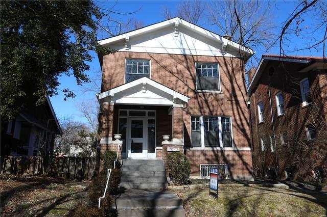 7043 Waterman Avenue, St Louis, MO 63130 (#20010984) :: Clarity Street Realty