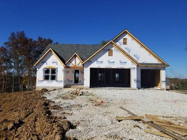 509 Stonewolf Creek Drive, Wentzville, MO 63385 (#20010987) :: Sue Martin Team
