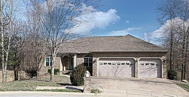 693 Galen Drive, TRENTON, IL 62293 (#20010994) :: Clarity Street Realty