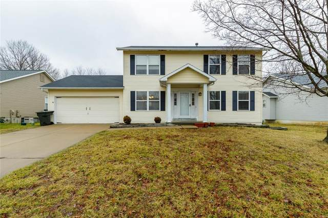 609 River Moss Drive, Saint Peters, MO 63376 (#20011038) :: Realty Executives, Fort Leonard Wood LLC
