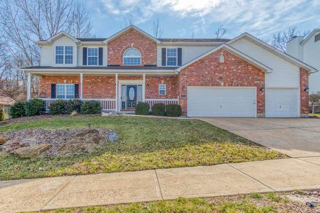 3218 Forest Lane Court, St Louis, MO 63129 (#20011052) :: Sue Martin Team