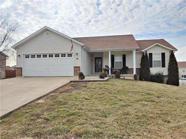 305 Parkway Drive, Troy, MO 63379 (#20011090) :: Clarity Street Realty