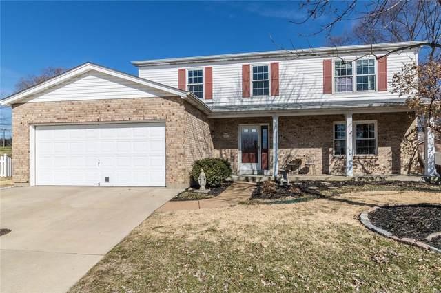 8302 Weber Trail Drive, St Louis, MO 63123 (#20011119) :: Walker Real Estate Team