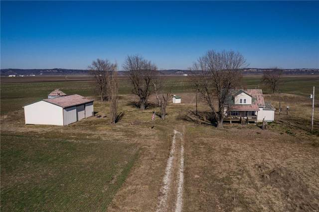 3901 Regtown Road, PRAIRIE DU ROCHER, IL 62277 (#20011203) :: RE/MAX Vision