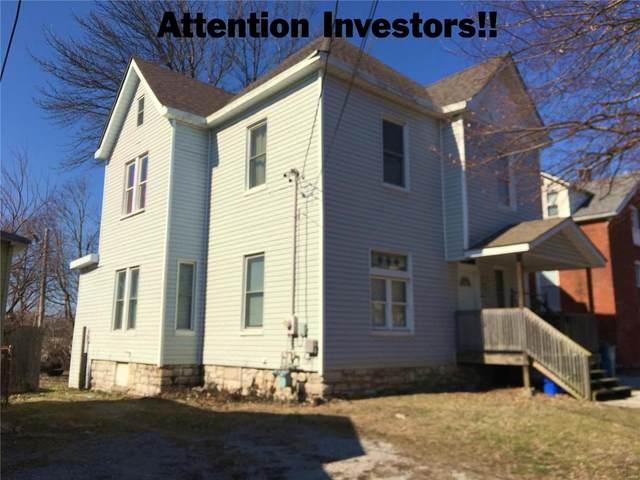 720 Central Avenue, Alton, IL 62002 (#20011211) :: Fusion Realty, LLC
