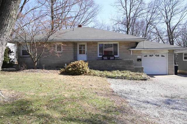 613 Poplar Street, Highland, IL 62249 (#20011222) :: RE/MAX Professional Realty
