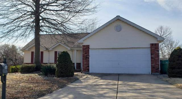 1108 Sea Biscuit Court, Florissant, MO 63034 (#20011226) :: Clarity Street Realty