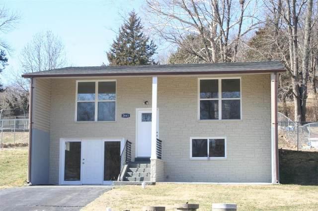 2841 Paula, High Ridge, MO 63049 (#20011262) :: Clarity Street Realty