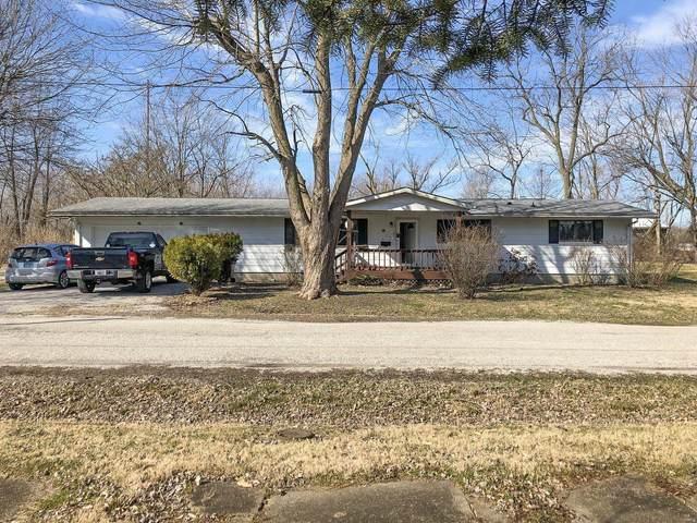 714 S Rose Street, BENLD, IL 62009 (#20011282) :: Sue Martin Team