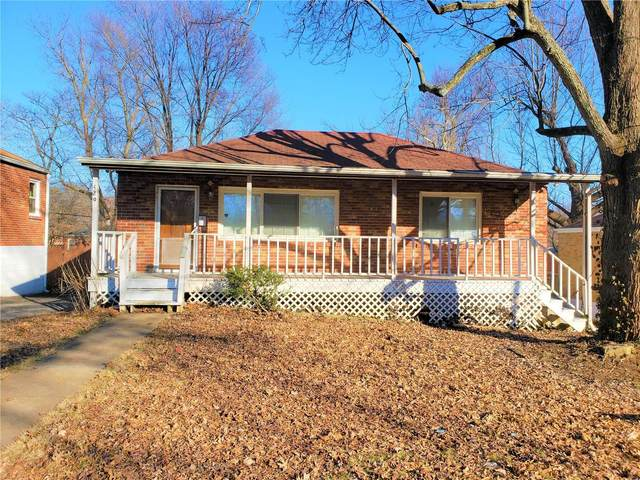 420 Warfield Avenue, St Louis, MO 63135 (#20011283) :: Clarity Street Realty