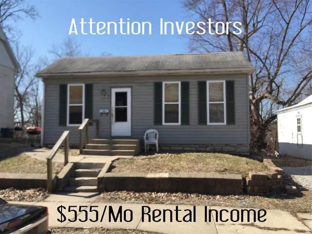 736 Central Avenue, Alton, IL 62002 (#20011298) :: Fusion Realty, LLC