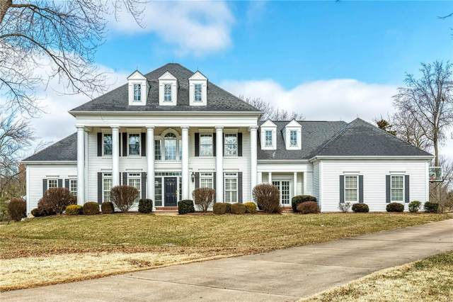 303 Hampshire Hill Lane, Town and Country, MO 63141 (#20011300) :: Peter Lu Team