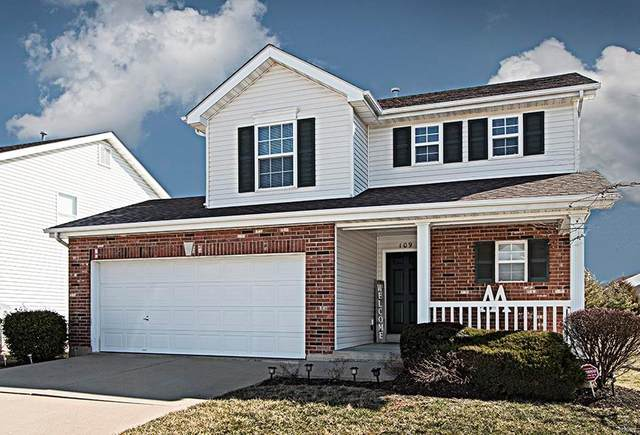 109 Bayhill Village Drive, O'Fallon, MO 63368 (#20011304) :: RE/MAX Vision