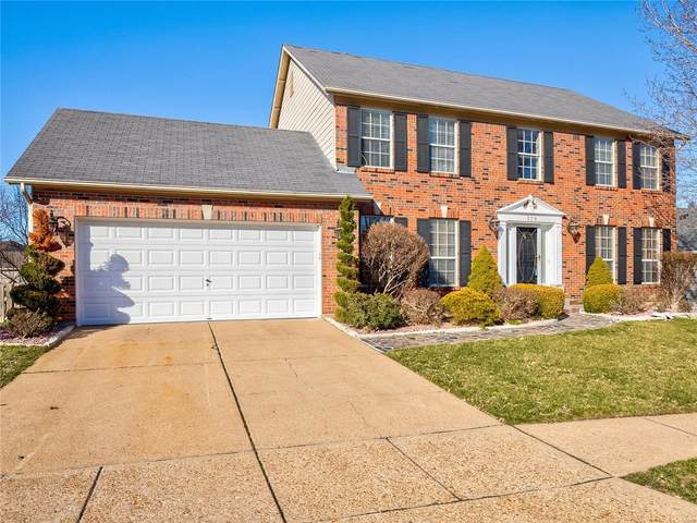 379 Arbor Glen, Ballwin, MO 63021 (#20011305) :: Kelly Hager Group | TdD Premier Real Estate