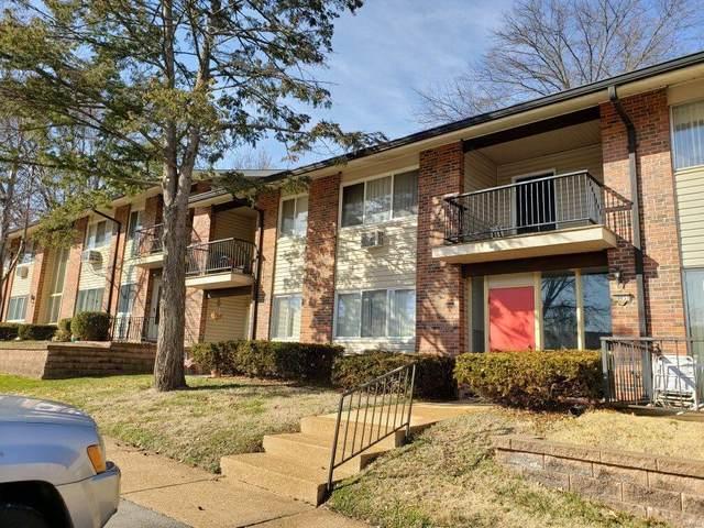 10031 Echoridge Lane G, St Louis, MO 63123 (#20011309) :: Peter Lu Team