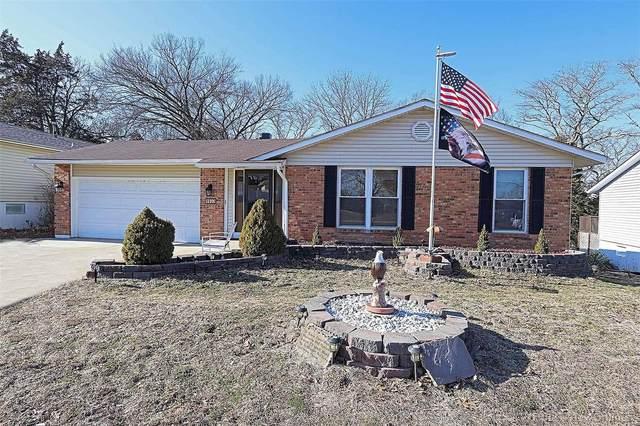 1937 Parkton West Drive, Barnhart, MO 63012 (#20011319) :: Walker Real Estate Team