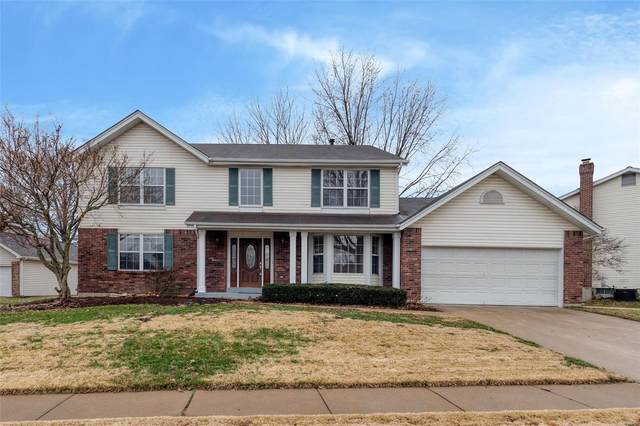 3920 Sport Of Kings, Florissant, MO 63034 (#20011328) :: The Becky O'Neill Power Home Selling Team