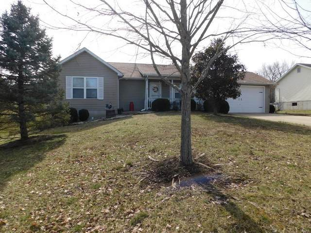 22 Hickory Circle, Union, MO 63084 (#20011329) :: Clarity Street Realty