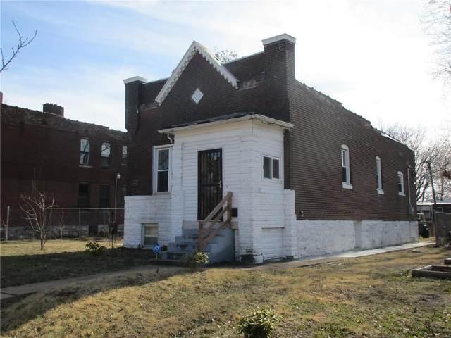 4146 E Carter, St Louis, MO 63115 (#20011336) :: Sue Martin Team