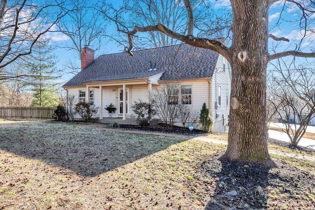 671 Meramec Station Road, Manchester, MO 63021 (#20011362) :: The Becky O'Neill Power Home Selling Team