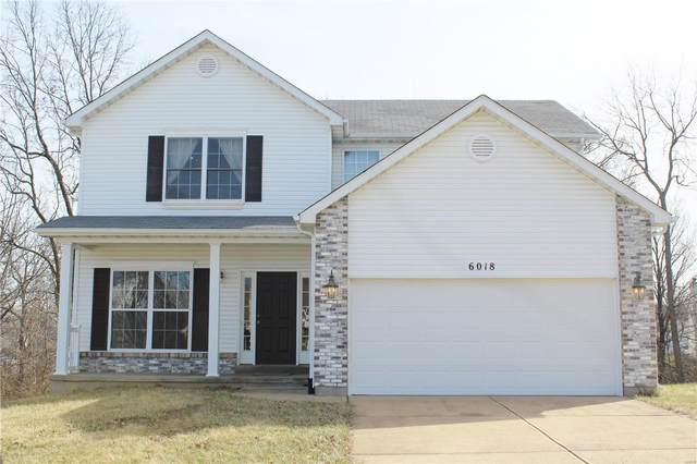 6018 Timber Hollow Lane, High Ridge, MO 63049 (#20011371) :: Walker Real Estate Team