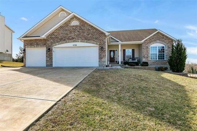 6786 Silverstone Court, Byrnes Mill, MO 63051 (#20011391) :: Walker Real Estate Team