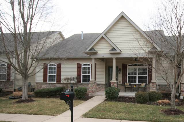 116 Scenic Pass, Saint Peters, MO 63376 (#20011433) :: Clarity Street Realty