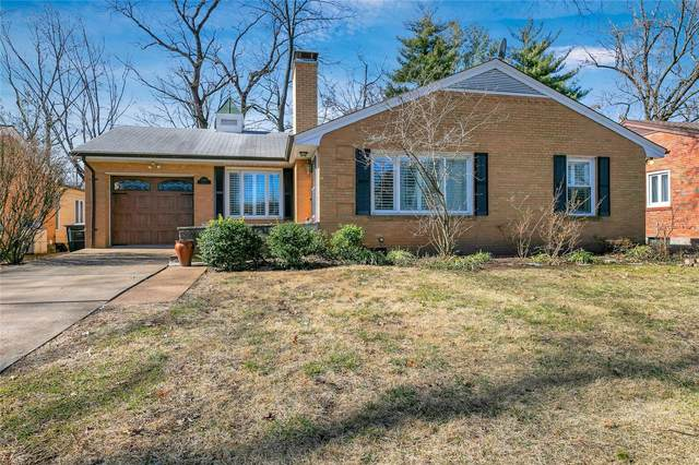 5455 Childress Avenue, St Louis, MO 63109 (#20011438) :: The Becky O'Neill Power Home Selling Team