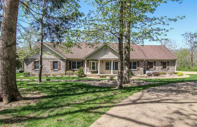 1102 Charrette View Drive, Innsbrook, MO 63390 (#20011445) :: The Becky O'Neill Power Home Selling Team