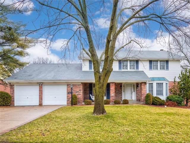 5305 Cardinal Ridge Circle, St Louis, MO 63119 (#20011488) :: RE/MAX Vision