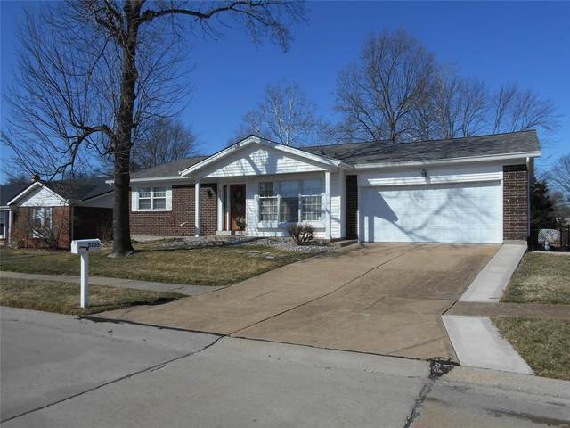5135 Peyton Place Court, St Louis, MO 63128 (#20011516) :: Clarity Street Realty