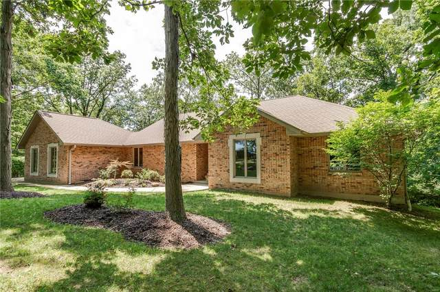 7212 Covered Bridge Drive, Waterloo, IL 62298 (#20011599) :: Clarity Street Realty