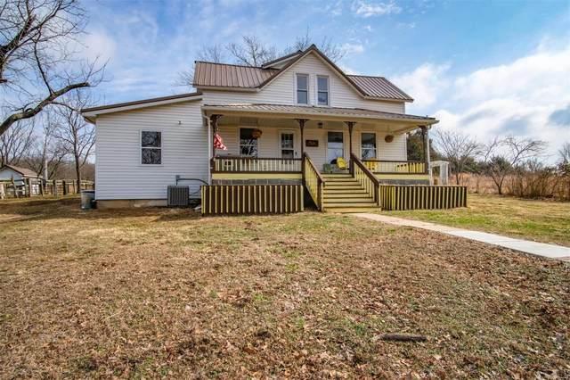 130 Stoutland Creek Road, Stoutland, MO 65567 (#20011661) :: Realty Executives, Fort Leonard Wood LLC