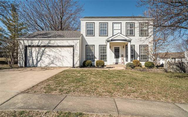 337 Pheasant Point Boulevard, O'Fallon, MO 63368 (#20011664) :: RE/MAX Vision