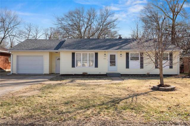 422 Dianne Avenue, Columbia, IL 62236 (#20011671) :: Clarity Street Realty