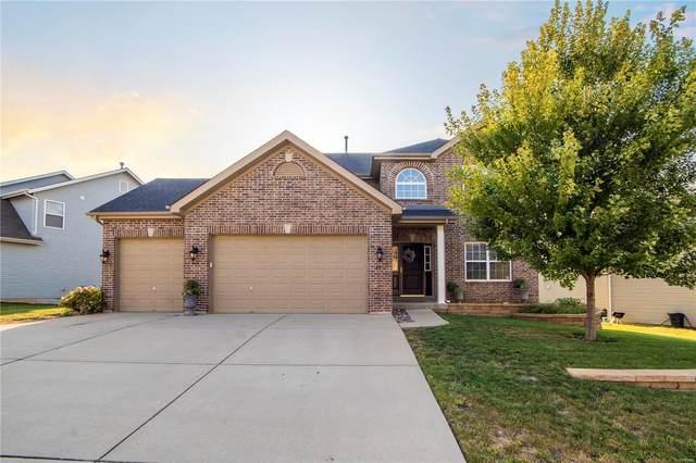 5411 Mirasol Manor Way, Eureka, MO 63025 (#20011688) :: The Becky O'Neill Power Home Selling Team