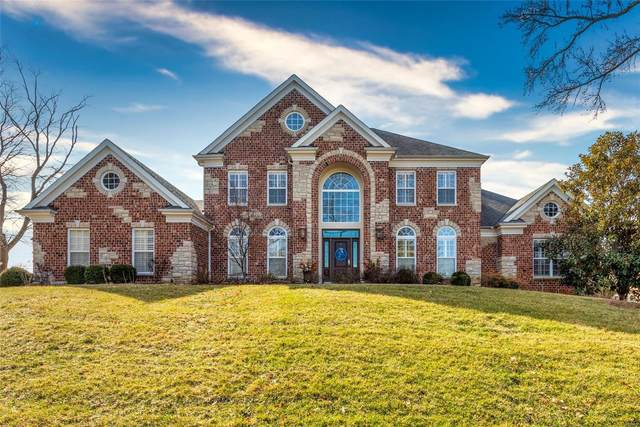 11734 Brookbend Drive, St Louis, MO 63131 (#20011705) :: RE/MAX Professional Realty